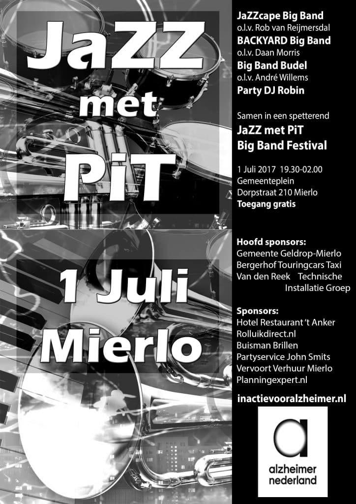 Jazz met pit big band festival 1 juli mierlo jazzcape berichtnavigatie stopboris Image collections